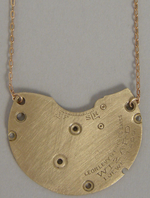 Etten eller necklace