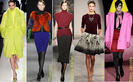 Fall 2009 fashion trends
