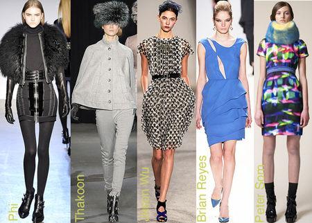 Fall 2009 trends fashion