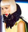 Agyness deyn blonde bob hair