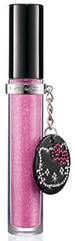 Mac hello kitty bright pink lipgloss