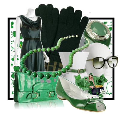 Fashiontribes.com Fashion Blog - Style, Beauty, Luxury Lifestyle & Shopping: Party Like a St. Patrick's Day Leprechaun, Don't Dress Like One