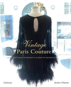 Vintage paris couture