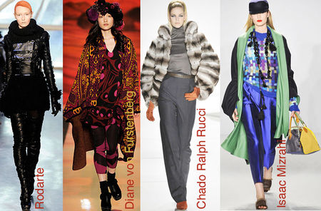 Fall 2009 top fashion trends