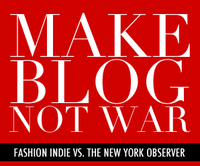 Fashion indie new york observer
