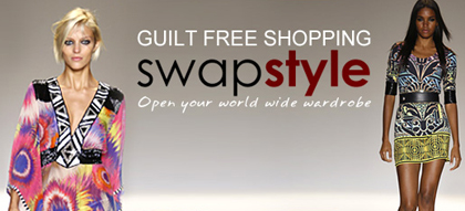 Swapstyle clothing swap logo