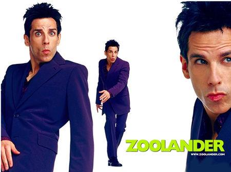 Zoolander blue steel