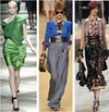 Top spring 2009 fashion trends