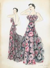 Muriel king fashion illustration
