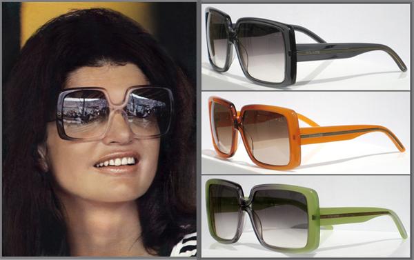 84b818651c Nina Ricci Relaunches Jackie O Sunglasses - FashionTribes.com