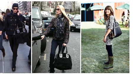 Longchamp cosmos tote bag