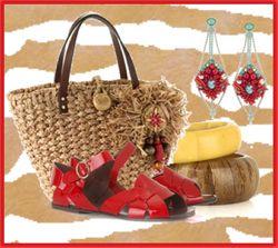 Cute beachy accessories