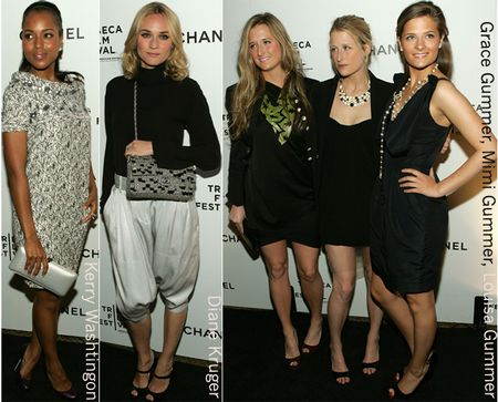 Chanel dinner tribeca ff