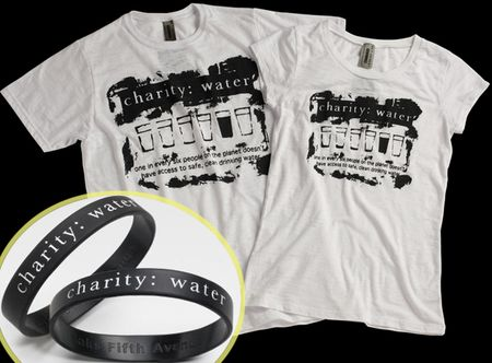 Charity Water tshirts bk lores