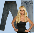 Denim donatella versace