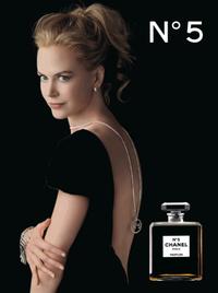 Nicole kidman chanel no. 5 ad
