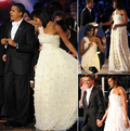 Michelle obama jason wu gown