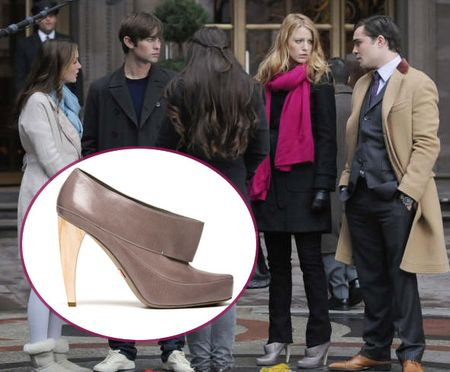 Blake lively omelle bootie