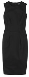 Lbd little black dress sheath