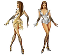 Beyonce thierry mugler costumes