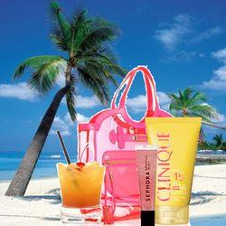 Cute beach accessories