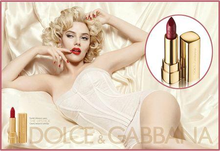 Dolce gabbana dahlia lipstick