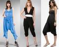 Harem pants jumpsuits