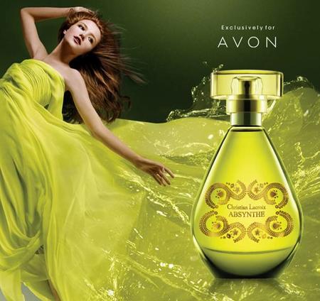 Lacroix absynthe fragrance avon