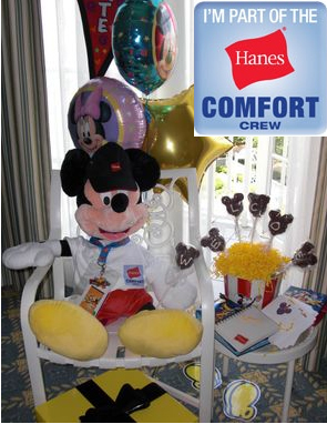 Hanes comfort crew