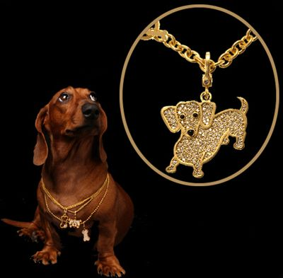Dog inspired jewelry