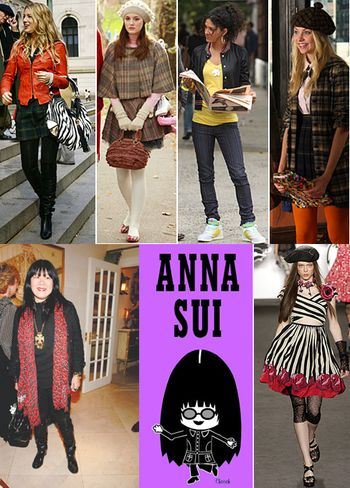 Fashiontribes.com Fashion Blog - Style, Beauty, Luxury Lifestyle & Shopping: Anna Sui to Channel