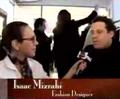 Isaac mizrahi video interview