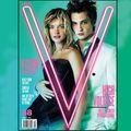 V magazine glow in the dark