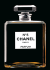 Chanel no 5 perfume bottle