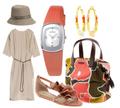 Coral accessories neutrals