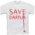 Save darfur tee by mal sirrah
