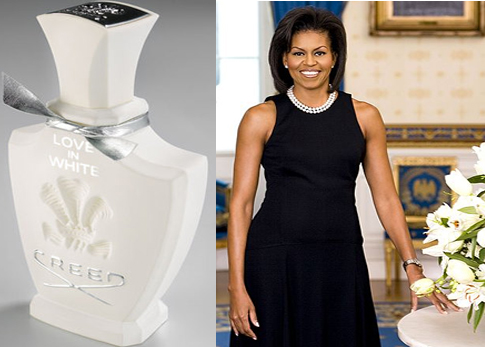Michelle Obama Loves Creeds Love In White Fashiontribescom