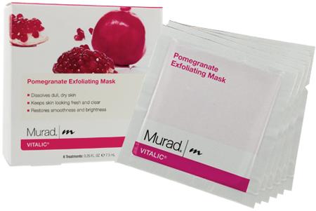 Murad pomegranate mask