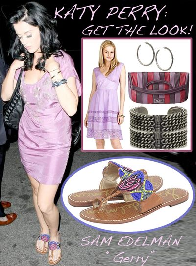 Katy Perry: Get the Look - Fashion Blog | Fashion Tribes Blog