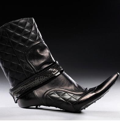 Raphael young lolo heelless boot