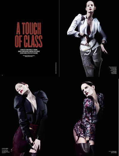 V magazine fall 2009