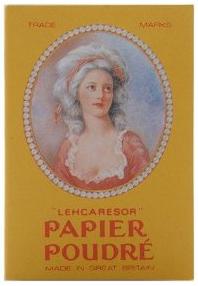 Oil blotting paper