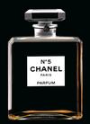 Chanel no 5 perfume bottle