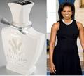 Michelle obama creed love in white
