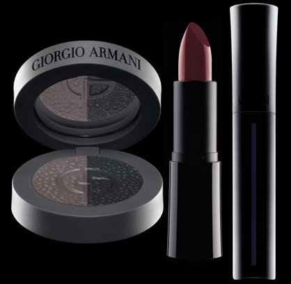 Armani fall 2009 beauty