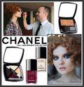 Chanel fall 2009 makeup