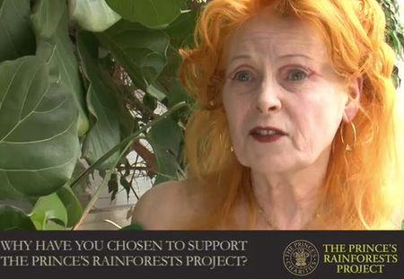 Vivienne westwood video interview