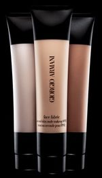 Armani makeup foundation face fabric