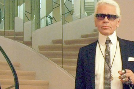Karl lagerfeld confidential movie