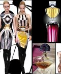 MARY KATRANTZOU perfume dresses
